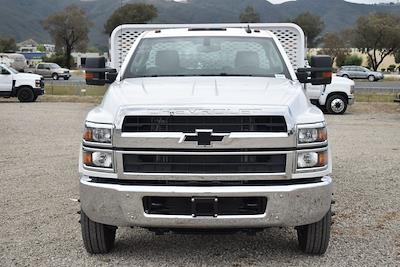 2021 Chevrolet Silverado 4500 Regular Cab DRW 4x2, Scelzi Flat/Stake Bed #M21499 - photo 3