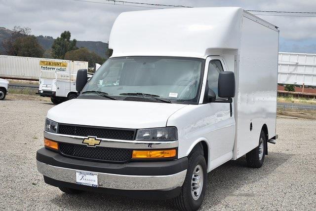 2021 Chevrolet Express 3500 4x2, Supreme Spartan Cargo Straight Box #M21506 - photo 4