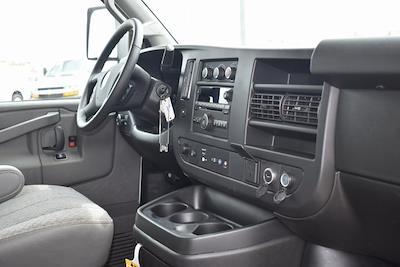 2021 Chevrolet Express 3500 4x2, Supreme Spartan Cargo Straight Box #M21506 - photo 11