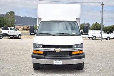 2021 Chevrolet Express 3500 4x2, Supreme Spartan Cargo Straight Box #M21506 - photo 3