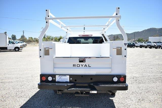 2021 Chevrolet Silverado 2500 Double Cab 4x2, Royal Truck Body Service Body Utility #M21523 - photo 7