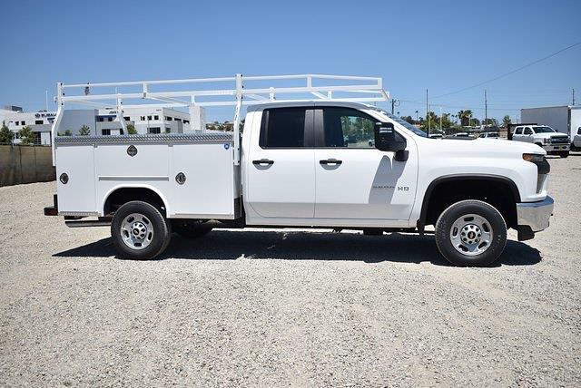 2021 Chevrolet Silverado 2500 Double Cab 4x2, Royal Truck Body Service Body Utility #M21523 - photo 8