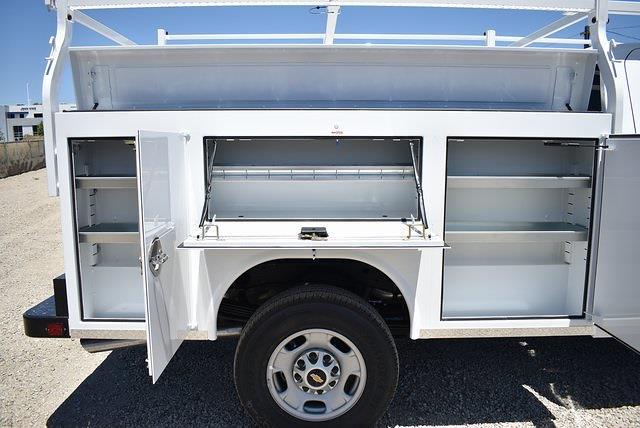 2021 Chevrolet Silverado 2500 Double Cab 4x2, Royal Truck Body Service Body Utility #M21523 - photo 9
