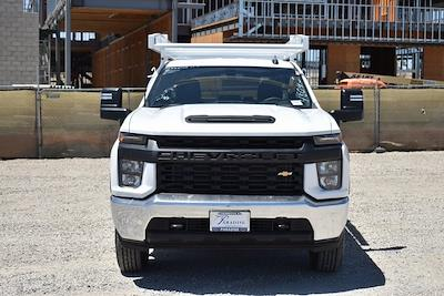 2021 Chevrolet Silverado 2500 Double Cab 4x2, Royal Truck Body Service Body Utility #M21523 - photo 3