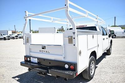2021 Chevrolet Silverado 2500 Double Cab 4x2, Royal Truck Body Service Body Utility #M21523 - photo 2