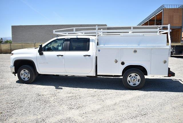 2021 Chevrolet Silverado 2500 Crew Cab 4x2, Royal Truck Body Service Body Utility #M21525 - photo 5