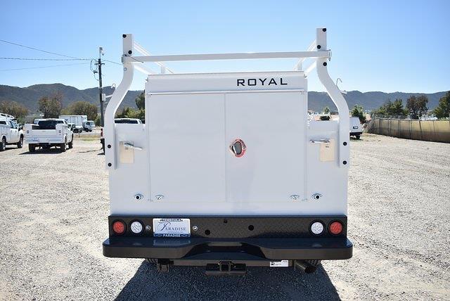 2021 Chevrolet Silverado 2500 Crew Cab 4x2, Royal Truck Body Service Body Utility #M21525 - photo 7