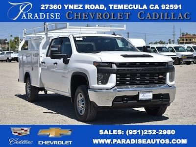 2021 Chevrolet Silverado 2500 Crew Cab 4x2, Royal Truck Body Service Body Utility #M21525 - photo 1