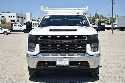 2021 Chevrolet Silverado 2500 Crew Cab 4x2, Royal Truck Body Service Body Utility #M21525 - photo 3