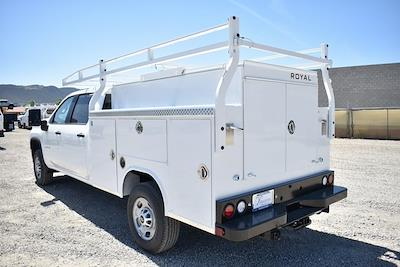 2021 Chevrolet Silverado 2500 Crew Cab 4x2, Royal Truck Body Service Body Utility #M21525 - photo 6