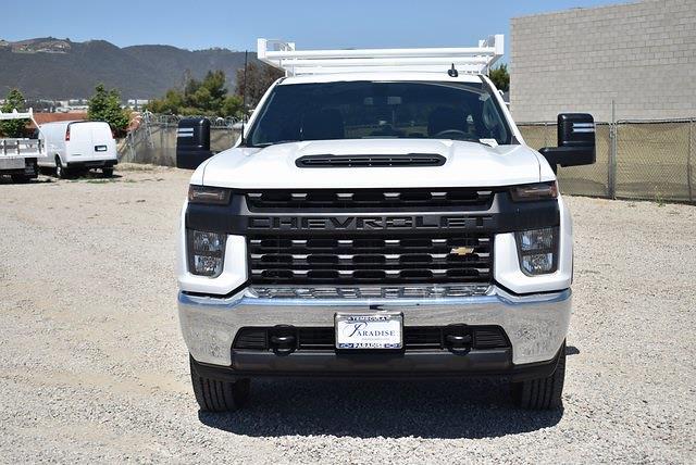 2021 Chevrolet Silverado 2500 Crew Cab 4x2, Royal Truck Body Service Body Utility #M21531 - photo 3
