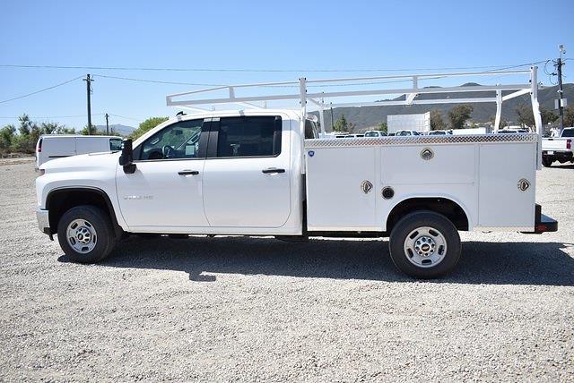2021 Chevrolet Silverado 2500 Crew Cab 4x2, Royal Truck Body Service Body Utility #M21531 - photo 5
