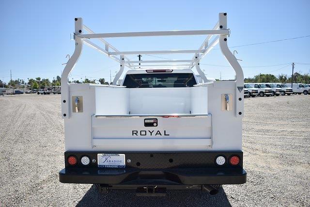 2021 Chevrolet Silverado 2500 Crew Cab 4x2, Royal Truck Body Service Body Utility #M21531 - photo 7