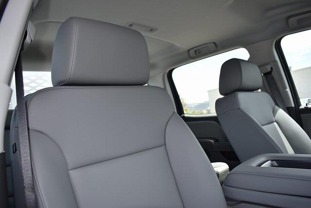 2021 Chevrolet Silverado 4500 Crew Cab DRW 4x2, Scelzi CTFB Contractor Body #M21549 - photo 14