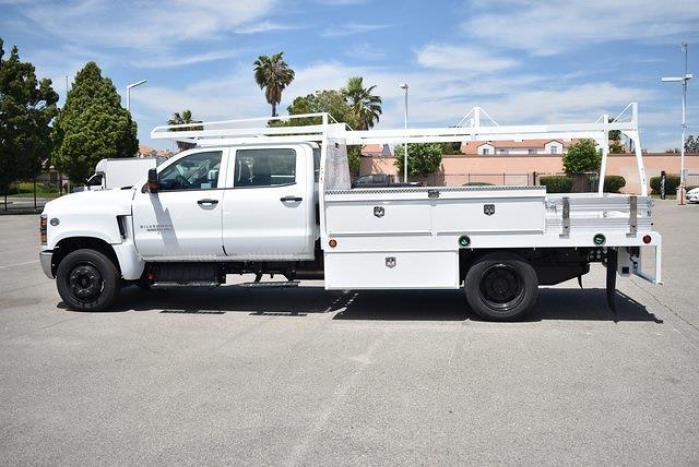 2021 Chevrolet Silverado 4500 Crew Cab DRW 4x2, Scelzi CTFB Contractor Body #M21549 - photo 5