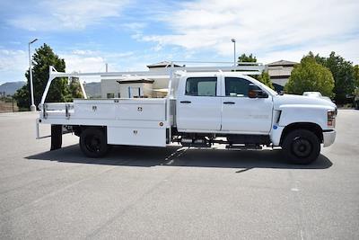 2021 Chevrolet Silverado 4500 Crew Cab DRW 4x2, Scelzi CTFB Contractor Body #M21549 - photo 8