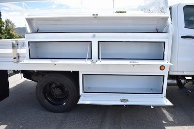 2021 Chevrolet Silverado 4500 Crew Cab DRW 4x2, Scelzi CTFB Contractor Body #M21549 - photo 9