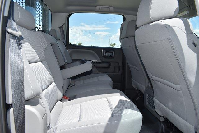 2021 Chevrolet Silverado 5500 Crew Cab DRW 4x4, Knapheide Value-Master X Platform Body #M21566 - photo 13