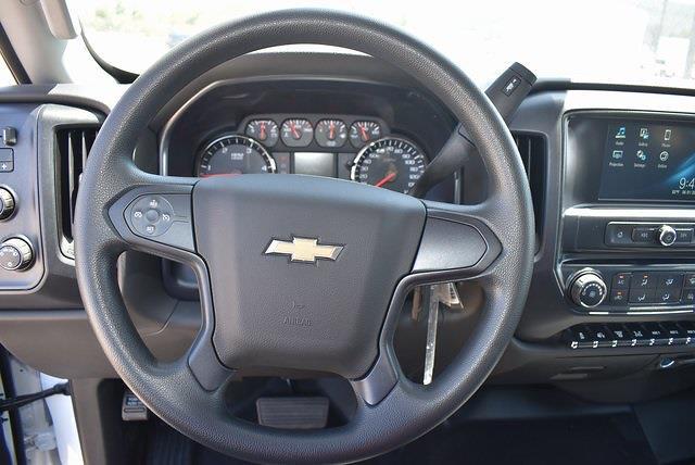 2021 Chevrolet Silverado 5500 Crew Cab DRW 4x4, Knapheide Value-Master X Platform Body #M21566 - photo 15