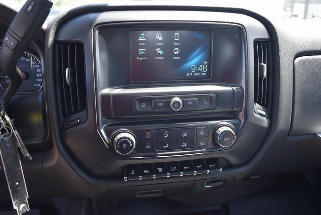 2021 Chevrolet Silverado 5500 Crew Cab DRW 4x4, Knapheide Value-Master X Platform Body #M21566 - photo 16