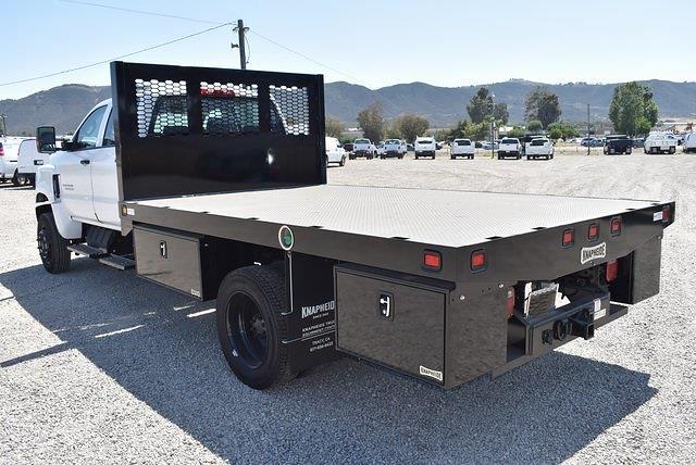 2021 Chevrolet Silverado 5500 Crew Cab DRW 4x4, Knapheide Value-Master X Platform Body #M21566 - photo 6