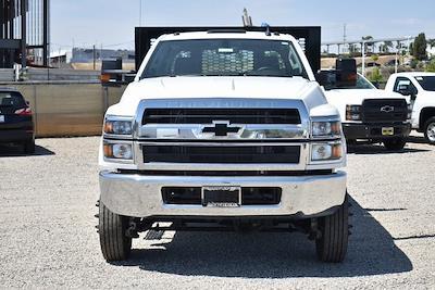 2021 Chevrolet Silverado 5500 Crew Cab DRW 4x4, Knapheide Value-Master X Platform Body #M21566 - photo 3