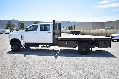 2021 Chevrolet Silverado 5500 Crew Cab DRW 4x4, Knapheide Value-Master X Platform Body #M21566 - photo 5