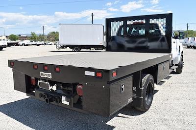 2021 Chevrolet Silverado 5500 Crew Cab DRW 4x4, Knapheide Value-Master X Platform Body #M21566 - photo 2