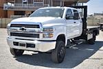 2021 Chevrolet Silverado 5500 Crew Cab DRW 4x4, Knapheide Value-Master X Platform Body #M21566 - photo 4