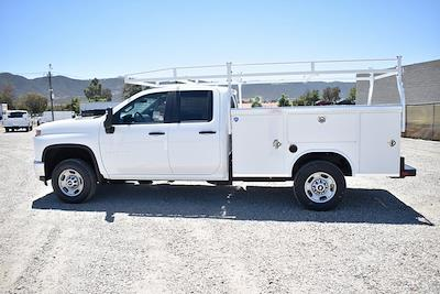 2021 Chevrolet Silverado 2500 Double Cab 4x2, Royal Truck Body Service Body Utility #M21591 - photo 5