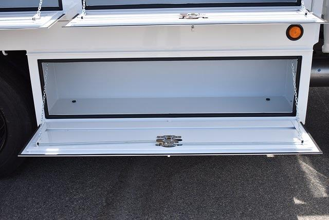 2021 Chevrolet Silverado 4500 Crew Cab DRW 4x2, Scelzi CTFB Contractor Body #M21593 - photo 10