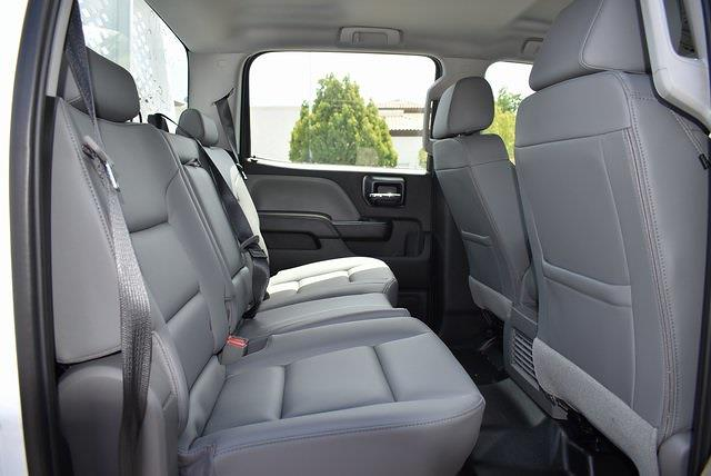 2021 Chevrolet Silverado 4500 Crew Cab DRW 4x2, Scelzi CTFB Contractor Body #M21593 - photo 15