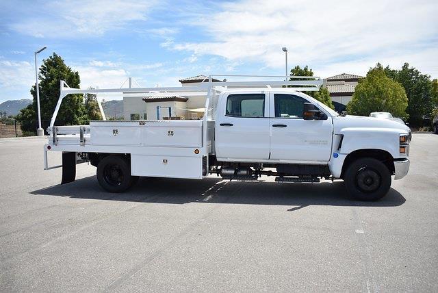 2021 Chevrolet Silverado 4500 Crew Cab DRW 4x2, Scelzi CTFB Contractor Body #M21593 - photo 8