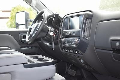 2021 Chevrolet Silverado 4500 Crew Cab DRW 4x2, Scelzi CTFB Contractor Body #M21593 - photo 13