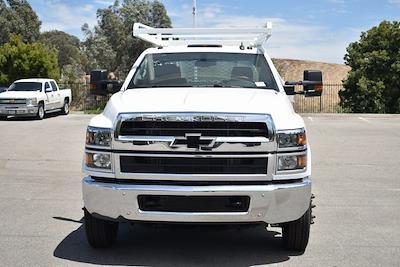 2021 Chevrolet Silverado 4500 Crew Cab DRW 4x2, Scelzi CTFB Contractor Body #M21593 - photo 3