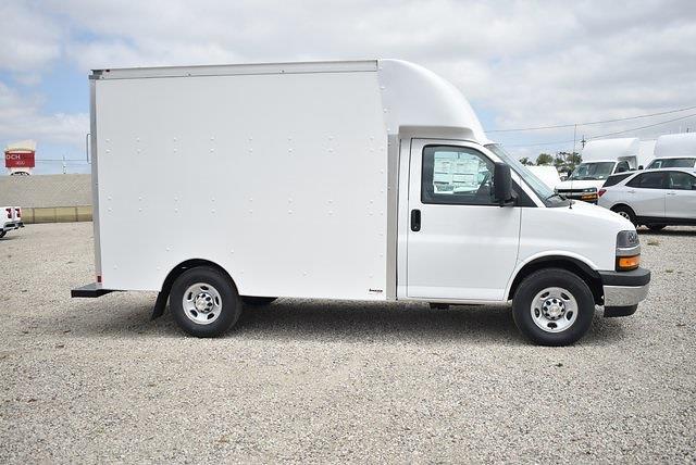 2021 Chevrolet Express 3500 4x2, Supreme Spartan Cargo Straight Box #M21594 - photo 8