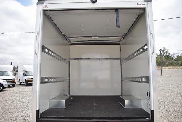 2021 Chevrolet Express 3500 4x2, Supreme Spartan Cargo Straight Box #M21594 - photo 9