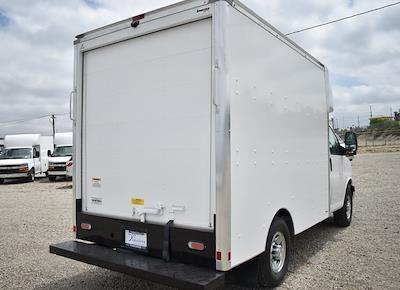 2021 Chevrolet Express 3500 4x2, Supreme Spartan Cargo Straight Box #M21594 - photo 2