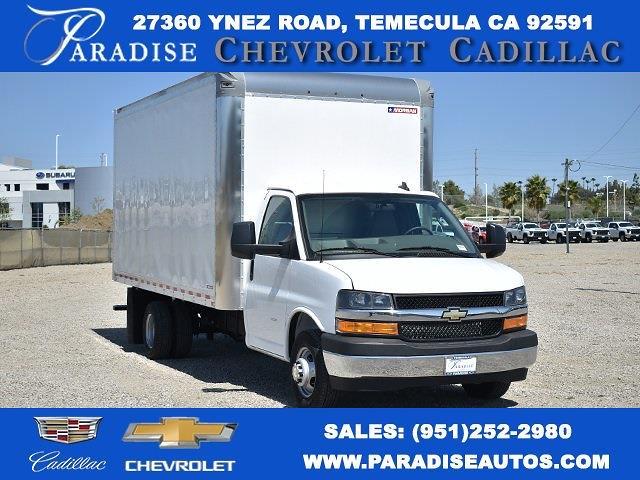 2021 Chevrolet Express 4500 DRW 4x2, Morgan Cutaway Van #M21616 - photo 1