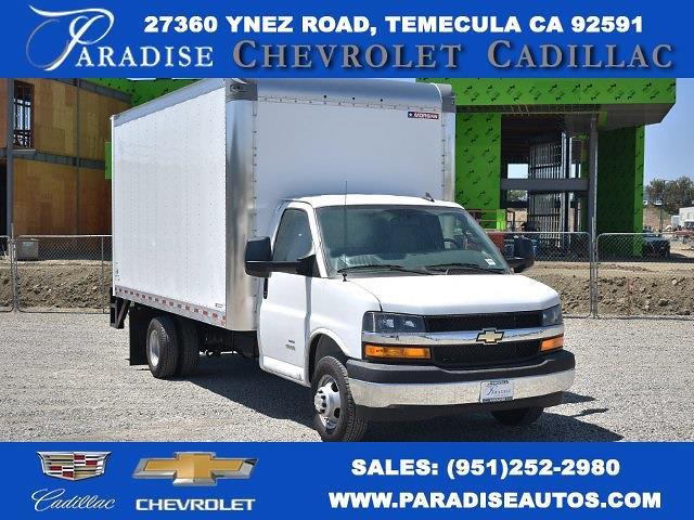2021 Chevrolet Express 4500 DRW 4x2, Morgan Cutaway Van #M21656 - photo 1