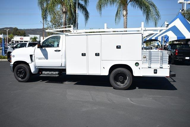 2021 Silverado 5500 Regular Cab DRW 4x2,  Knapheide Combo Body #M21663 - photo 5