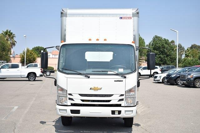 2021 LCF 4500 Regular Cab 4x2,  Morgan Truck Body Gold Star Dry Freight #M21723 - photo 3
