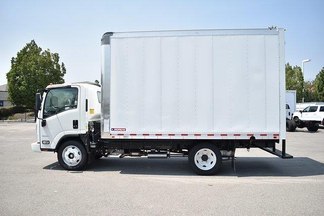 2021 LCF 4500 Regular Cab 4x2,  Morgan Truck Body Gold Star Dry Freight #M21723 - photo 5