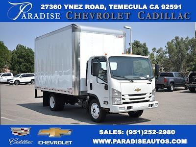 2021 LCF 4500 Regular Cab 4x2,  Morgan Truck Body Gold Star Dry Freight #M21723 - photo 1