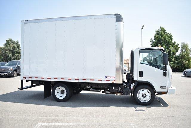 2021 LCF 4500 Regular Cab 4x2,  Morgan Truck Body Gold Star Dry Freight #M21731 - photo 8