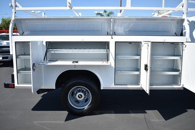 2021 Silverado 3500 Regular Cab 4x2,  Royal Truck Body Service Body #M21739 - photo 9