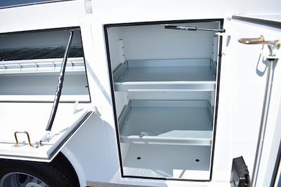 2021 Silverado 3500 Regular Cab 4x2,  Royal Truck Body Service Body #M21739 - photo 11