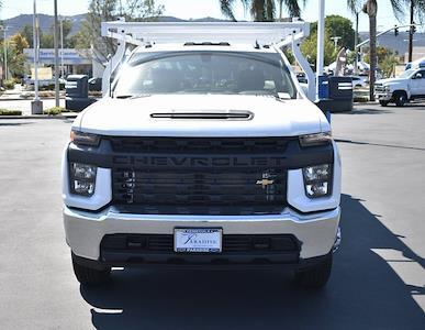 2021 Silverado 3500 Regular Cab 4x2,  Royal Truck Body Service Body #M21739 - photo 3