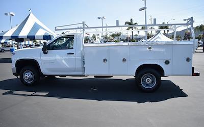 2021 Silverado 3500 Regular Cab 4x2,  Royal Truck Body Service Body #M21739 - photo 5