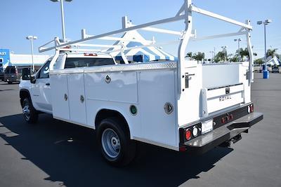 2021 Silverado 3500 Regular Cab 4x2,  Royal Truck Body Service Body #M21739 - photo 6